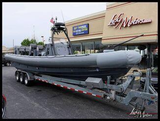 2000_US Marine Co_11 Metre RHIB__ Villa Park IL