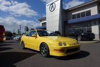 Acura Integra 3dr Sport Cpe Type-R Manual 2001