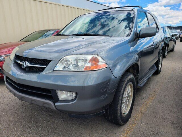 2001 Acura MDX 3.5L w/Touring Package Calgary AB
