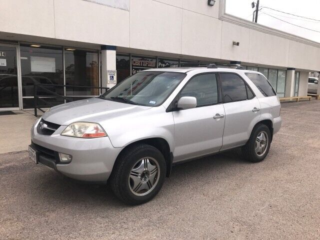 2001 Acura MDX 4dr SUV Conroe TX