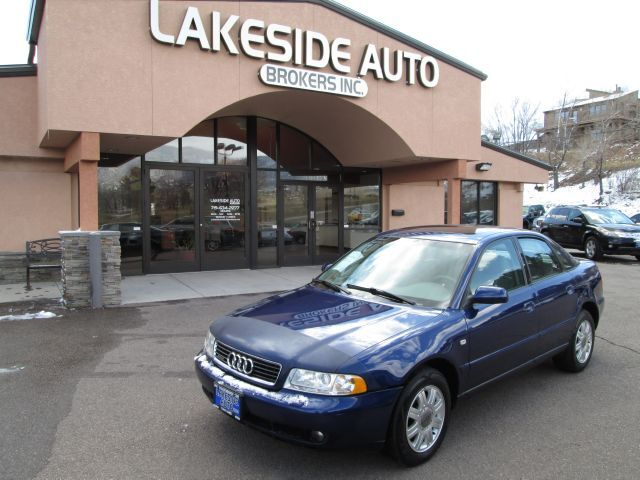 2001 Audi A4 1.8T Colorado Springs CO