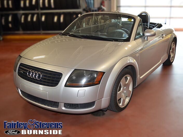 2001 Audi TT  Dartmouth NS