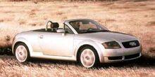 2001_Audi_TT__ Mason City IA