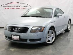 2001_Audi_TT_Manual Transmission / Full Milltek Exhaust & 3inch Down Pipe / S_ Addison IL