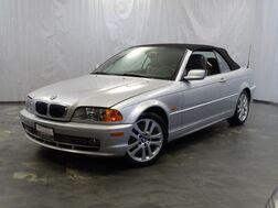 2001_BMW_3 Series_330Ci / CONVERTIBLE_ Addison IL