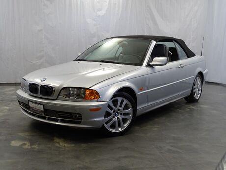 2001 BMW 3 Series 330Ci / CONVERTIBLE Addison IL