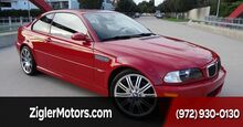 2001_BMW_3 Series_M3 Imola Red, 6 Speed Man, 84k Miles!!! Beautiful!!_ Addison TX