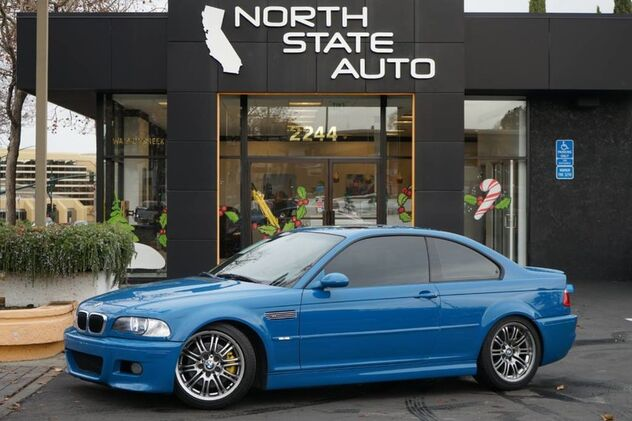 2001_BMW_3 Series_M3_ Walnut Creek CA