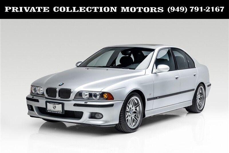 2001_BMW_5 Series_M5_ Costa Mesa CA