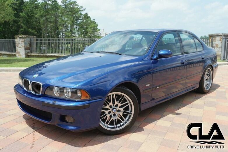 2001 BMW 5 Series M5 The Woodlands TX