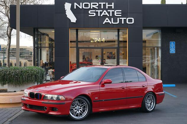 2001_BMW_5 Series_M5_ Walnut Creek CA