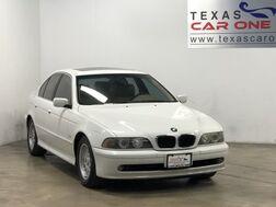 2001_BMW_525i_525iA_ Carrollton TX