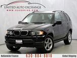 2001 BMW X5 3.0L V6 Engine AWD w/Sunroof