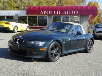2001_BMW_Z3_2.5i_ Cumberland RI