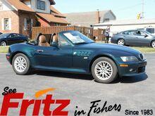 2001_BMW_Z3_2.5i_ Fishers IN