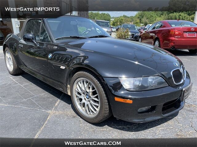 2001 BMW Z3 3.0i Raleigh NC