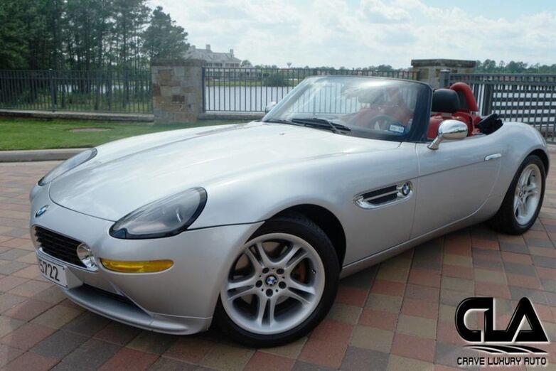 2001 BMW Z8  The Woodlands TX