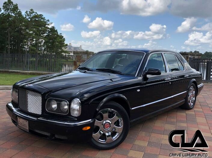 2001 Bentley Arnage Red Label  The Woodlands TX