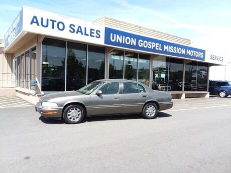 2001 Buick Park Avenue Base Spokane Valley WA
