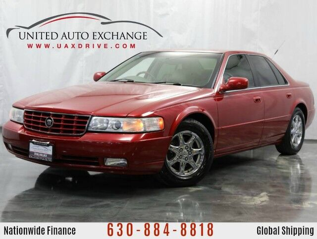 2001 Cadillac Seville 4.6L V8 **300hp Engine** FWD Touring STS Addison IL