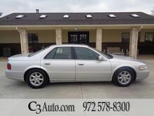 2001_Cadillac_Seville_Touring STS_ Plano TX