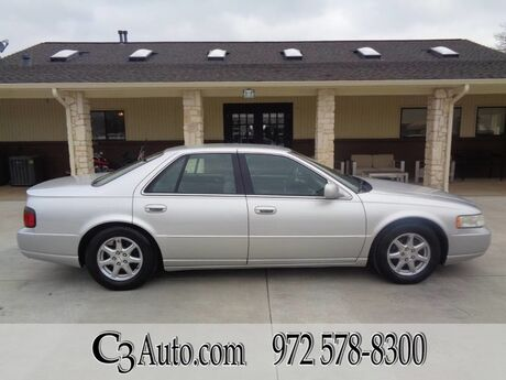 2001 Cadillac Seville Touring STS Plano TX