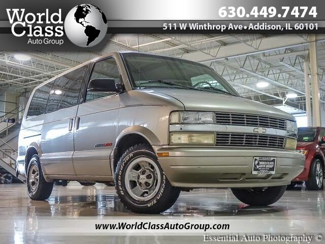 2001 Chevrolet Astro Passenger  Chicago IL