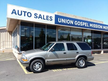 2001 Chevrolet Blazer LT 4-Door 4WD Spokane Valley WA