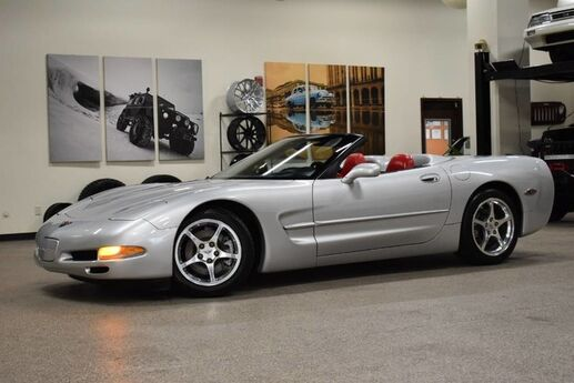 2001 Chevrolet Corvette  Boston MA