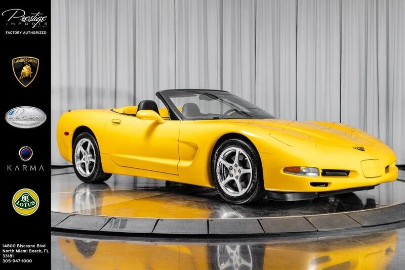 2001_Chevrolet_Corvette__ North Miami Beach FL