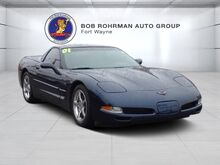 2001_Chevrolet_Corvette_Base_ Fort Wayne IN