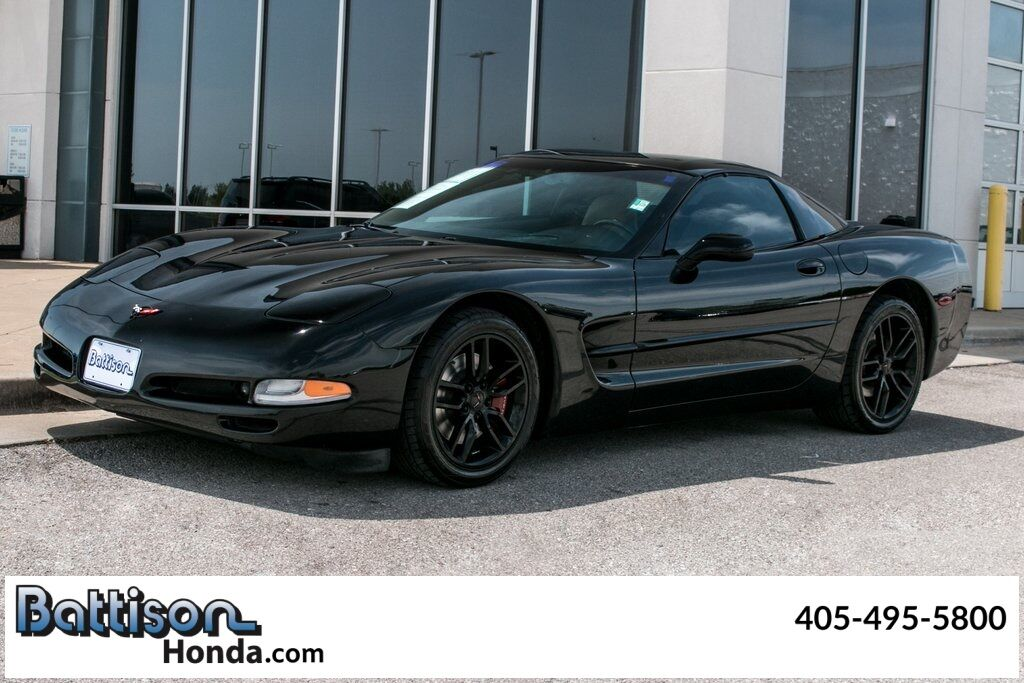 2001_Chevrolet_Corvette_Base_ Oklahoma City OK