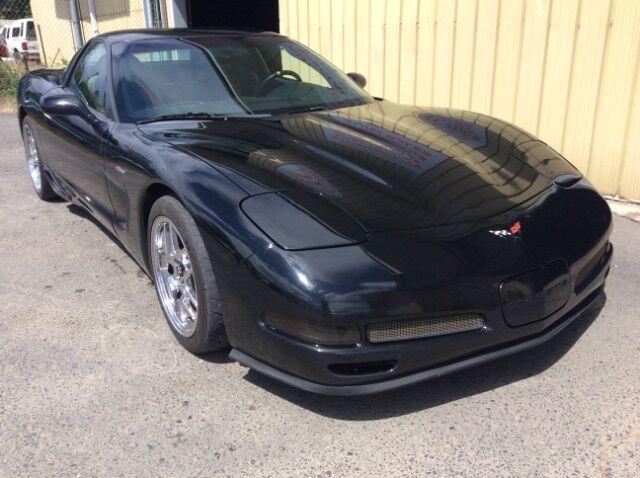 2001 Chevrolet Corvette Z06 Spokane WA