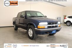 2001 Chevrolet S-10 LS Golden CO