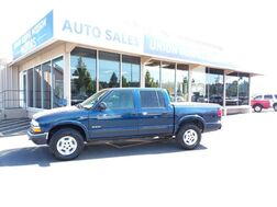 2001_Chevrolet_S10 Pickup_LS Crew Cab 4WD_ Spokane Valley WA