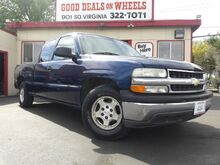2001_Chevrolet_Silverado 1500_Ext. Cab Short Bed 2_ Reno NV