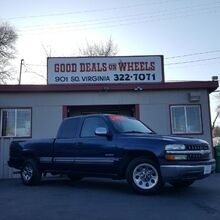 2001_Chevrolet_Silverado 1500_LS Ext. Cab Short Be_ Reno NV