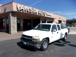 2001_Chevrolet_Silverado 1500_LS Ext. Cab Short Bed 2WD_ Colorado Springs CO