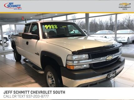 2001_Chevrolet_Silverado 2500HD_Base_ Dayton area OH