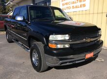 2001_Chevrolet_Silverado 2500HD Diesel_Crew Cab 4WD_ Spokane WA
