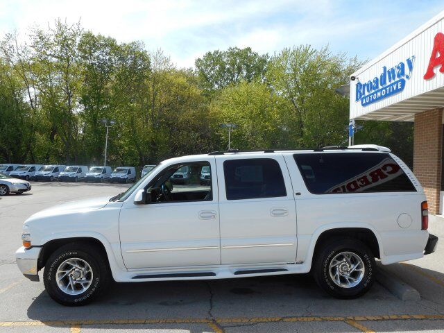 2001 Chevrolet Suburban LT Green Bay WI