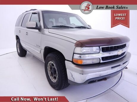 2001_Chevrolet_TAHOE_LT_ Salt Lake City UT