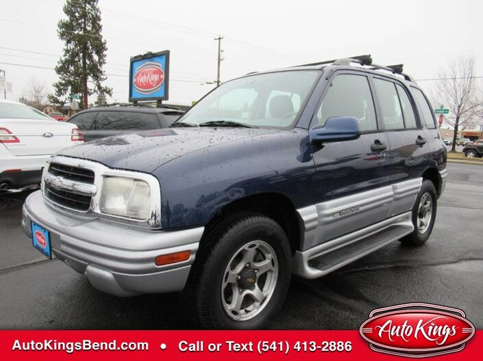 2001 Chevrolet Tracker LT Bend OR