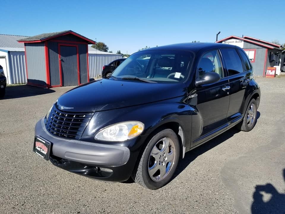 2001 Chrysler PT Cruiser Limited Olympia WA