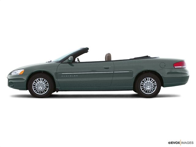 2001 Chrysler Sebring LXi Indianapolis IN