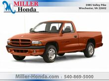 2001_Dodge_Dakota_SLT_ Winchester VA