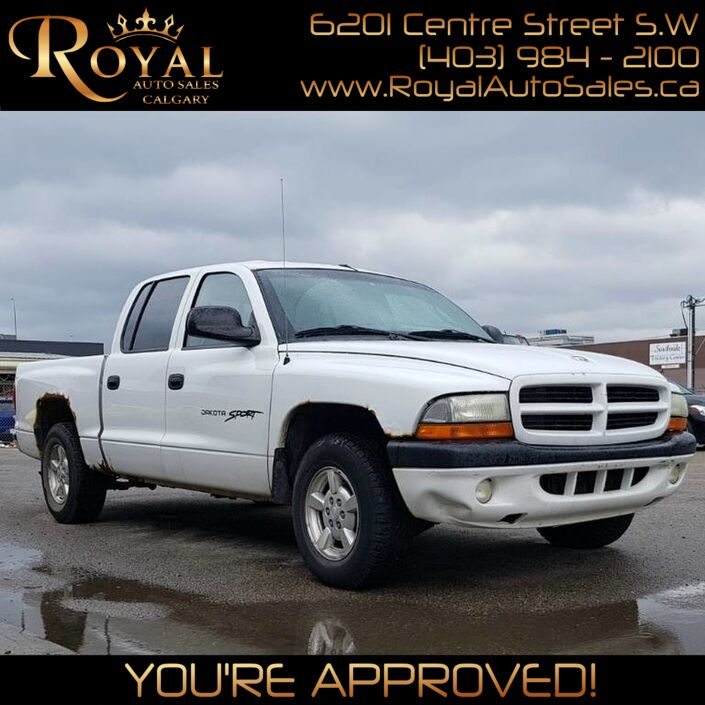 2001 Dodge Dakota Sport Calgary AB