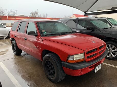 2001_Dodge_Durango__ Euless TX