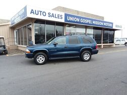 2001_Dodge_Durango_4WD_ Spokane Valley WA