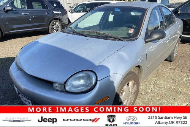 2001 Dodge Neon Highline Albany OR